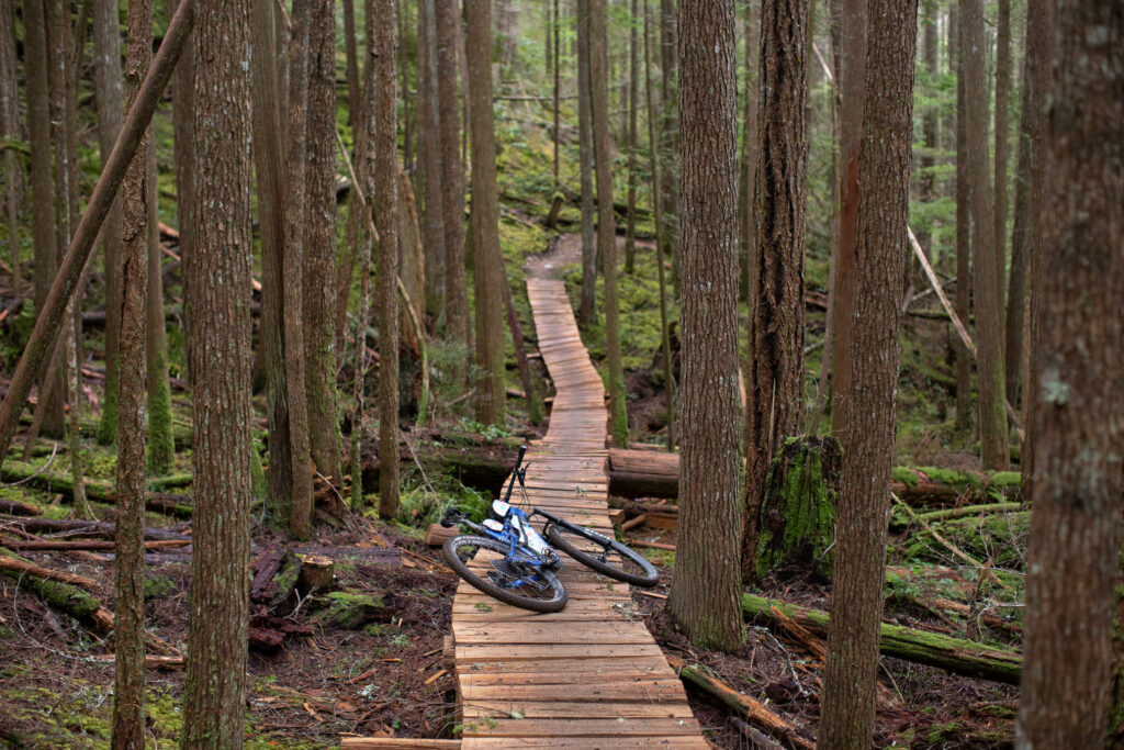 Powell River trails